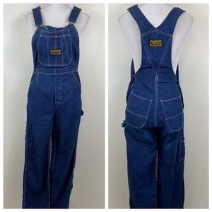 Vintage Washington Dee Cee 70's Denim Overalls